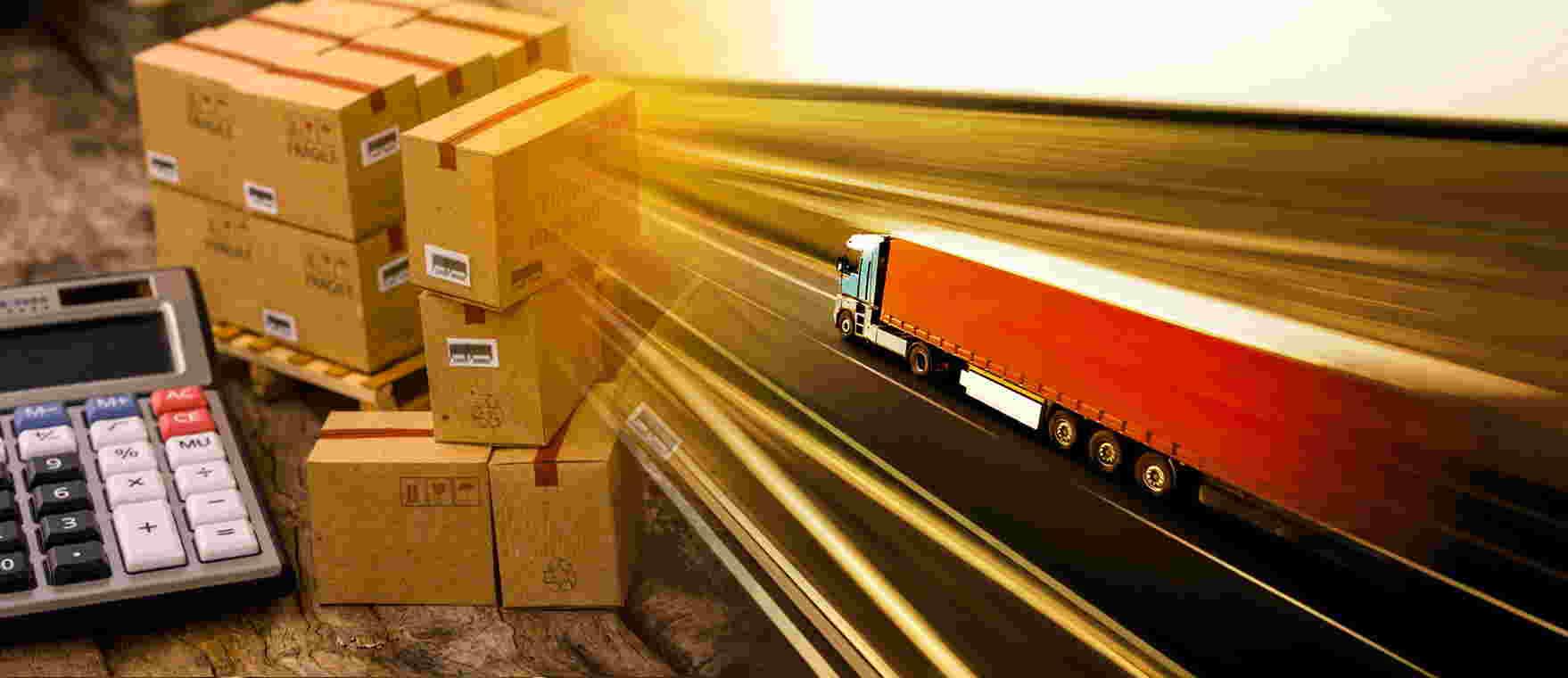 калькулятор доставки грузов по россии