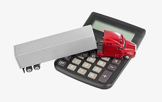 расчет транспортных услуг калькулятор