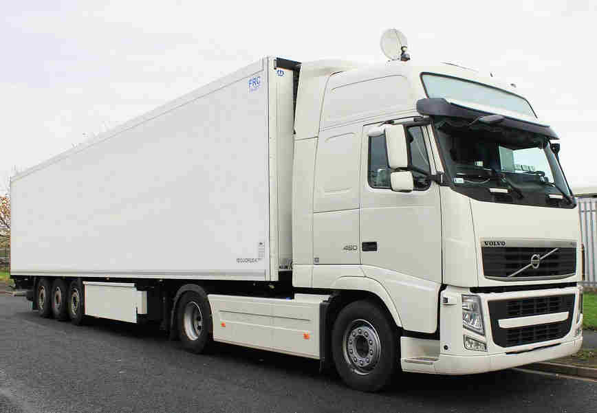 Организация перевозок скоропортящихся грузов на заданном направлении